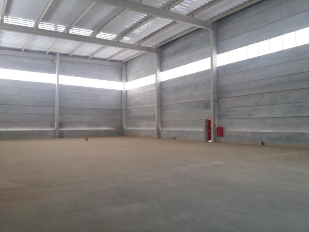 Galpão industrial para locação, Cotia- San José II