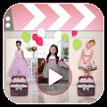 Birthday Slideshow Video Maker APK for Bluestacks