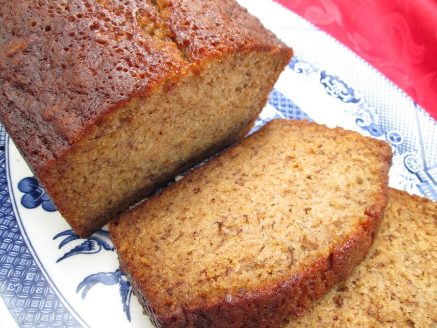 Velvet Banana Bread – my blue ribbon winner! | Veronica