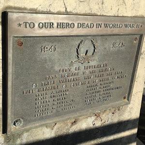 Livermore War Memorials