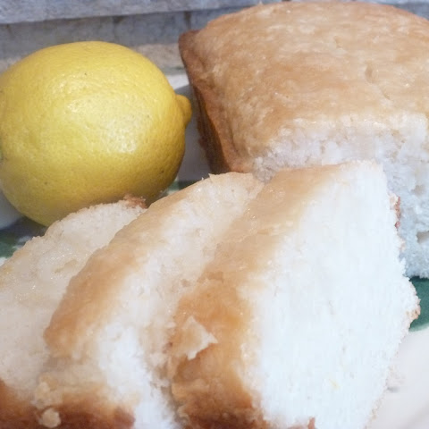 Sticky Lemon Quick Bread