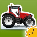 On The Farm~ Touch Look Listen Icon