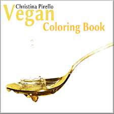 Coloring Book - Vegan Sides
