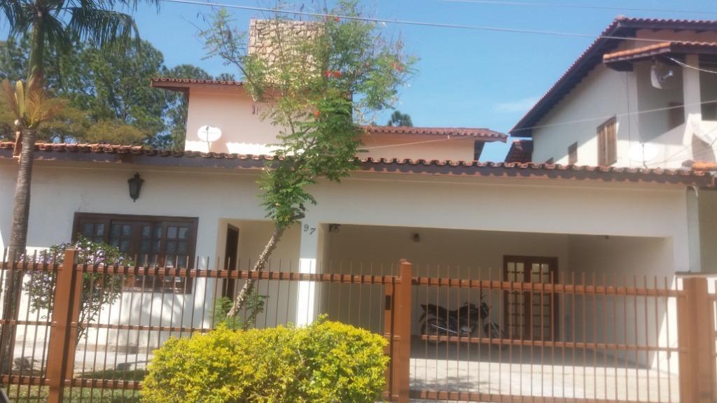 Casa com 3 dormitórios à venda, 170 m² por R$ 800.000 - Jardim Itália - Vinhedo/SP