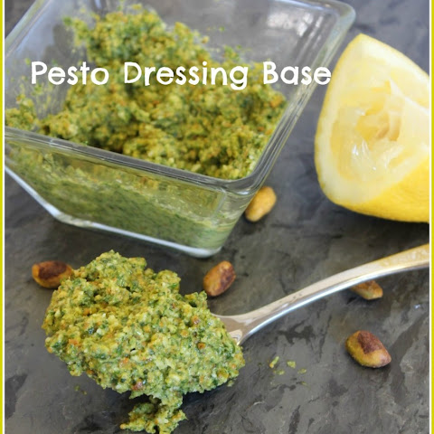 Pesto Dressing Base