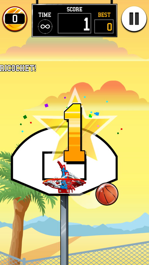 Basket Fall Screenshot 5