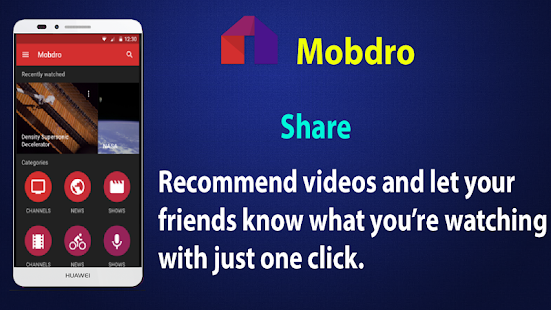 Installieren Mobdro: Premium Guide android apps download