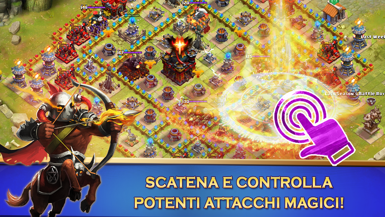 Clash of Lords 2: Italiano Screenshot 2