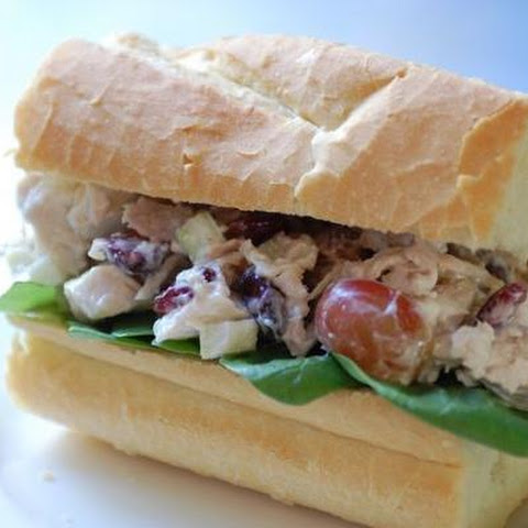 The Best Chicken Salad Sandwich