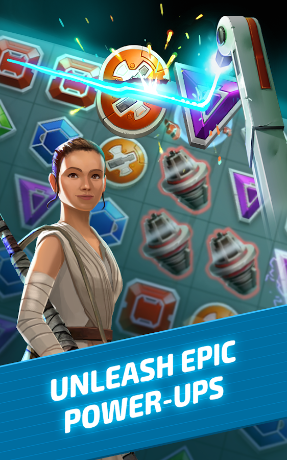 Star Wars: Puzzle Droids™ Screenshot 2