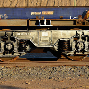 by Bradley Bath - Transportation Trains