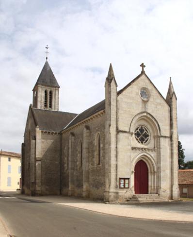 photo de Exireuil (Saint Vincent)