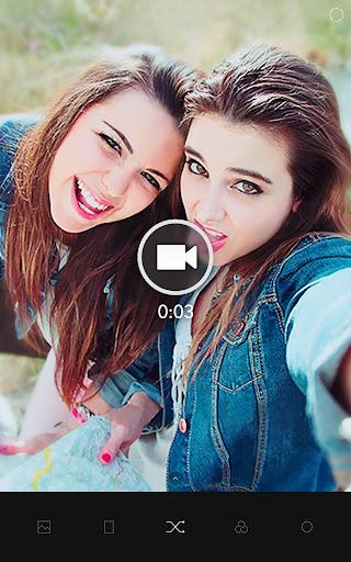 B612 - Selfie from the heart - screenshot