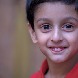 Bilal by Abdul Sattar Khokhar - Babies & Children Child Portraits ( pakistan, children portrait, innocent, cute )