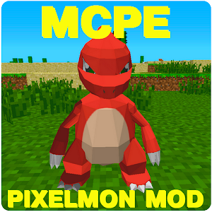 New Pixelmon Mod For MCPE