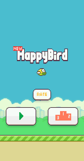 New Happy Bird screenshot 1