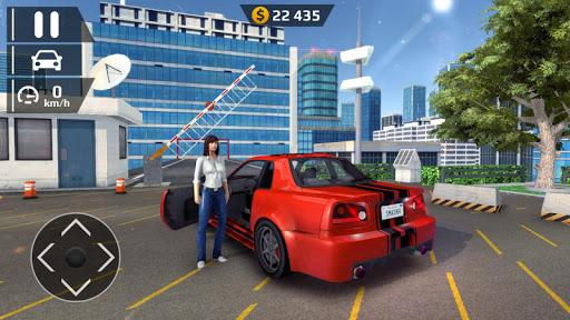 Car Driving Simulator - Stunt Ramp