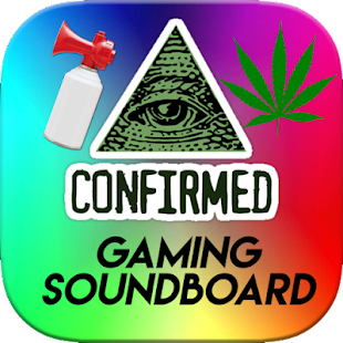 Gaming Soundboard - screenshot