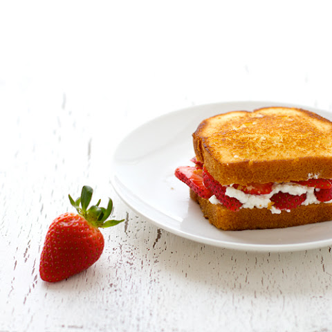 Pound Cake Sandwich– The ultimate dessert sandwich.