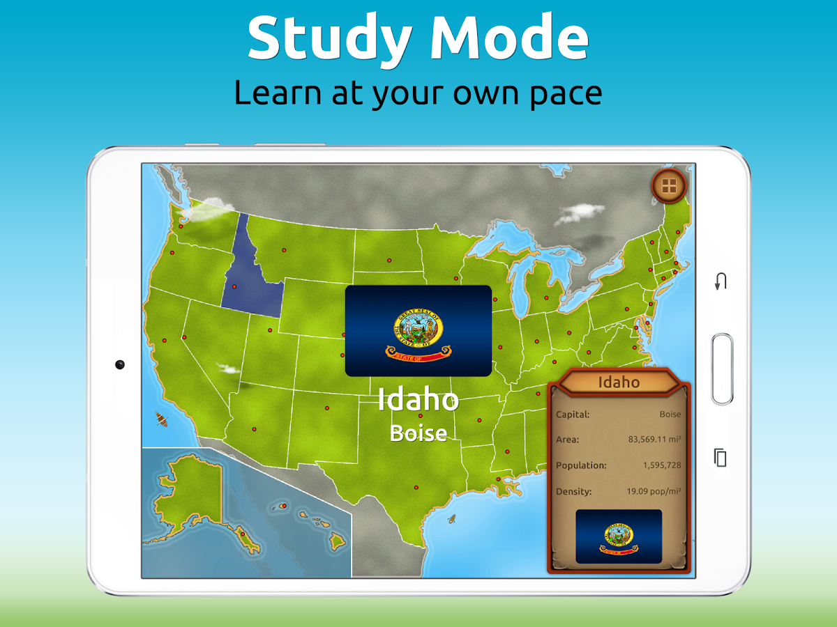 GeoExpert - USA Geography Screenshot 7