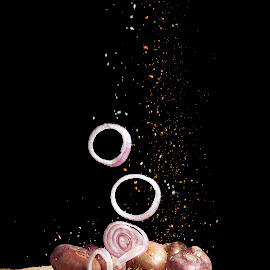 The onions by Azeem Shah - Food & Drink Ingredients