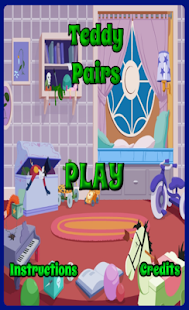 Teddy Pairs- screenshot