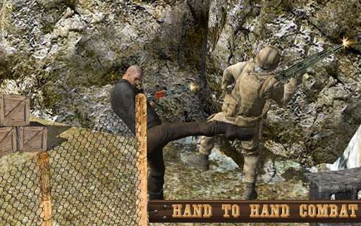 Real Commando Secret Mission For PC