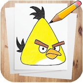 Free How to Draw Angry Birds Characters APK for Windows 8
