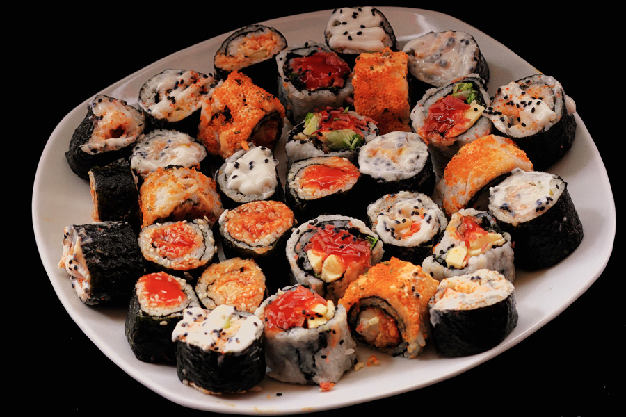 Shushi by Dimas N - Food & Drink Cooking & Baking