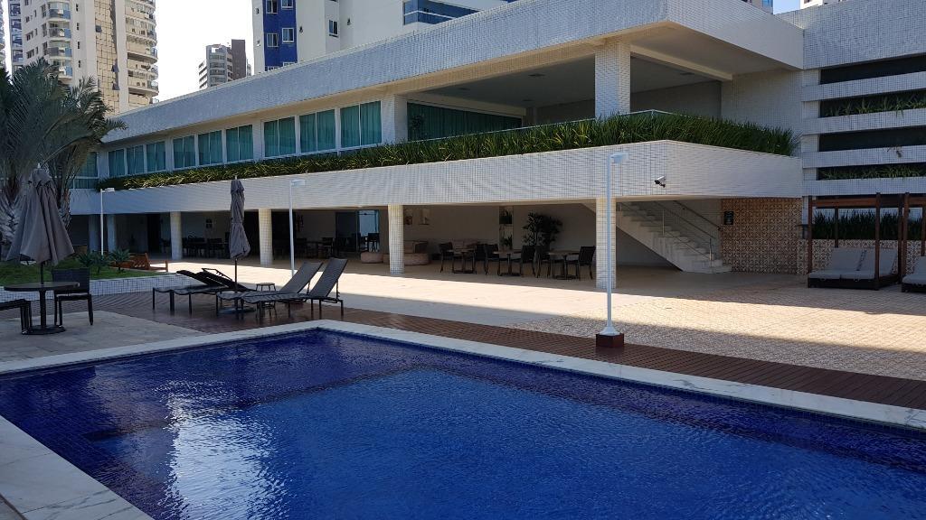 Apartamento com 4 dormitórios à venda, 259 m² por R$ 1.950.000 - Altiplano - João Pessoa/PB