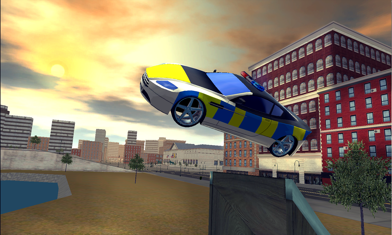 Police Agent vs Mafia Driver Screenshot 3