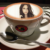 Cofee Cup Photo Frame APK for Bluestacks