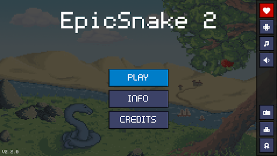 EpicSnake 2 - screenshot