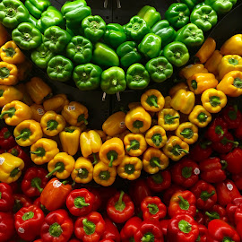 Peppers  by Lope Piamonte Jr - Food & Drink Fruits & Vegetables
