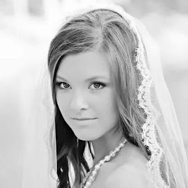 by Sonja Shamblin - Wedding Bride