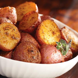 Roasted Red Potatoes Without Oil Recipes