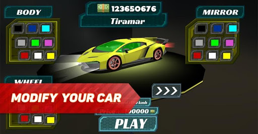 American Racer- USA Highway - screenshot