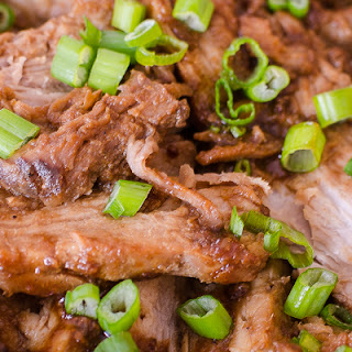 Ginger Soy Pork Tenderloin