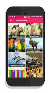 150 Animal Sounds APK Descargar