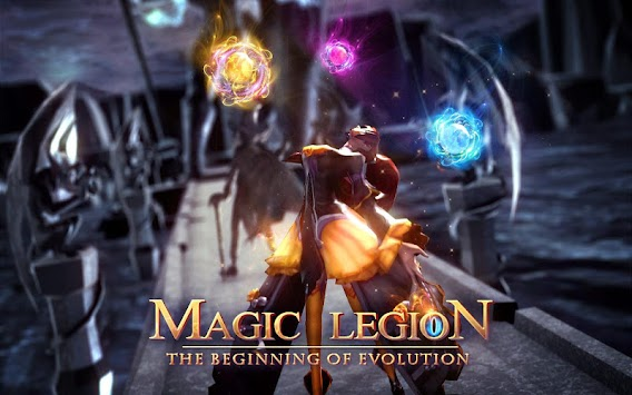 Magic Legion - Hero Legend APK screenshot thumbnail 6