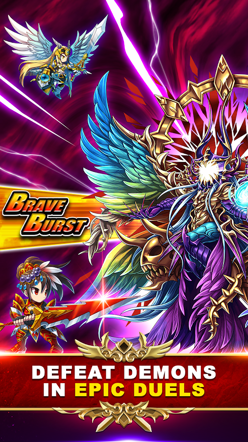 Brave Frontier RPG Screenshot 4
