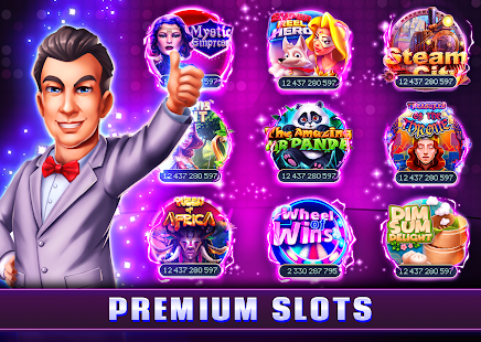 Huuuge Stars™ Slots Casino Games for pc