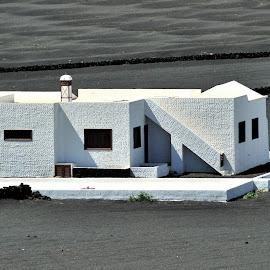 Alone by Tomasz Budziak - Buildings & Architecture Homes ( spain, alone, architecture, home )