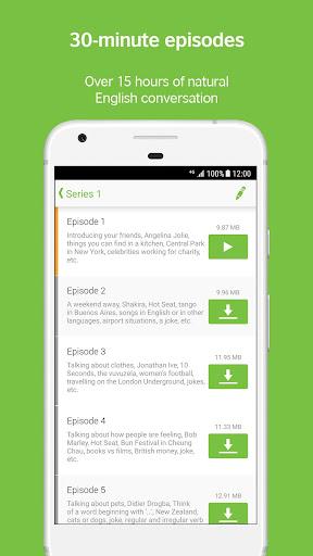 LearnEnglish Podcasts - Free English listening screenshot 2