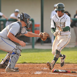 Greenwood VS Whiteland 3 by Oscar Salinas - Sports & Fitness Baseball ( greenwood indiana-greenwood vs whiteland boys varsity high school baseball april 19 2017 )