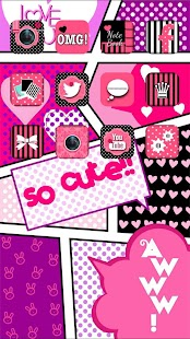App icon wallpaper dressup❤CocoPPa APK for Windows Phone