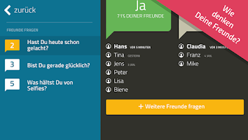 Screenshot of TimeZapp - Die Frage-App 1.0