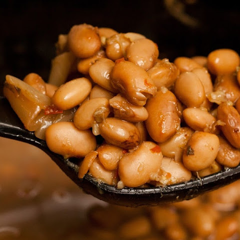 Slow Cooker Spicy Beans
