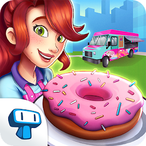 Boston Donut Truck - Fast Food Cooking Game For PC / Windows 7/8/10 / Mac – Free Download