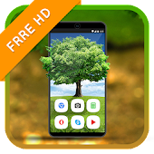 Download Android App Forest Theme launcher Woods for Samsung